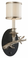 Troy B3441 Drift 13 Inch Tall Rustic Bronze Finish Lighting Sconce - Right Side
