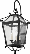 Troy B4123-FRN Santa Barbara County Traditional French Iron Exterior 26 Lamp Sconce