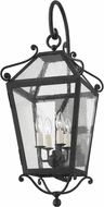 Troy B4124-FRN Santa Barbara County Traditional French Iron Exterior 34 Wall Sconce