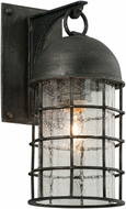 Troy B4431 Charlemagne Hand Worked Iron Exterior Wall Lighting