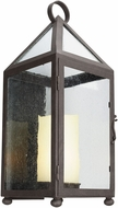 Troy B4473 Hidden Hills Traditional Solid Aluminum Exterior Wall Sconce Lighting