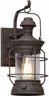 Troy B5051 Atkins Centenial Rust Outdoor Small Lighting Wall Sconce