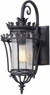 Troy B5131 Greystone Forged Iron Outdoor Small Wall Lighting Sconce