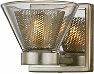 Troy B5831 Wink Contemporary Silver Leaf LED Lamp Sconce