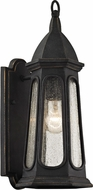 Troy B6361 Astor Traditional Vintage Iron Outdoor 6.5  Wall Lighting Sconce