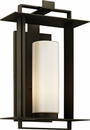 Troy B6422 Kendrick Contemporary Bronze Outdoor 12  Wall Light Sconce