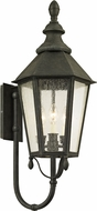 Troy B6433 Savannah Vintage Iron Exterior 12  Wall Sconce Light