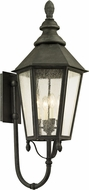 Troy B6434 Savannah Vintage Iron Outdoor 15  Wall Sconce