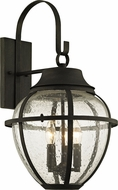 Troy B6452 Bunker Hill Bronze Outdoor 13  Lamp Sconce