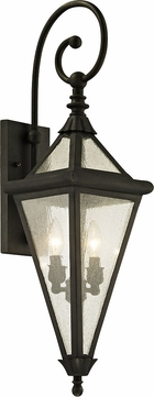 Troy B6472 Geneva Traditional Bronze Outdoor 8.25 Wall Mounted Lamp
