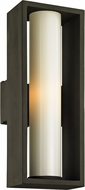 Troy B6493 Mondrian Contemporary Bronze Exterior 23  Wall Sconce