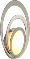 Troy B6502 Stratus Contemporary Stainless LED Exterior 15  Wall Lighting