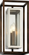 Troy B6512 Morgan Modern Bronze Outdoor 8  Lighting Sconce