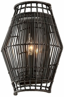 Troy B6721 Hunters Point Contemporary Espresso Lamp Sconce