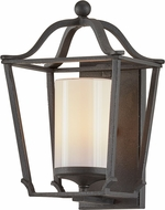 Troy B6851 Princeton French Iron Exterior 8.25  Wall Sconce Lighting