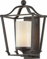 Troy B6852 Princeton French Iron Outdoor 10.25  Wall Mounted Lamp