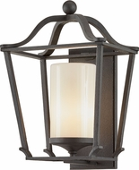 Troy B6853 Princeton French Iron Exterior 12.75  Wall Light Sconce