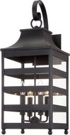 Troy B7433 Holstrom Modern Forged Iron Outdoor 11 Wall Lighting