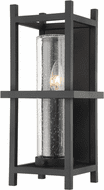 Troy B7501-TBK Carlo Textured Black Exterior Wall Lamp