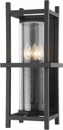 Troy B7503-TBK Carlo Textured Black Outdoor 8.5 Wall Light Sconce