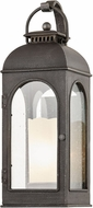 Troy B7752 Derby Traditional Aged Pewter Outdoor 7.75 Lighting Wall Sconce