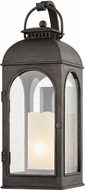 Troy B7753 Derby Traditional Aged Pewter Exterior 10 Wall Lighting Sconce