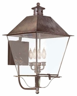 Troy B9140NR Montgomery Outdoor Wall Sconce - 14.25 inches wide