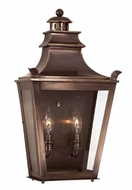 Troy B9494EB Dorchester Traditional Outdoor Wall Sconce - 11.25 inches wide
