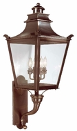 Troy B9495EB Dorchester Traditional Outdoor Wall Lantern - 14 inches wide