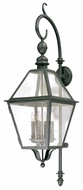 Troy B9623NB Townsend Traditional Outdoor Wall Lantern - 13.5 inches wide