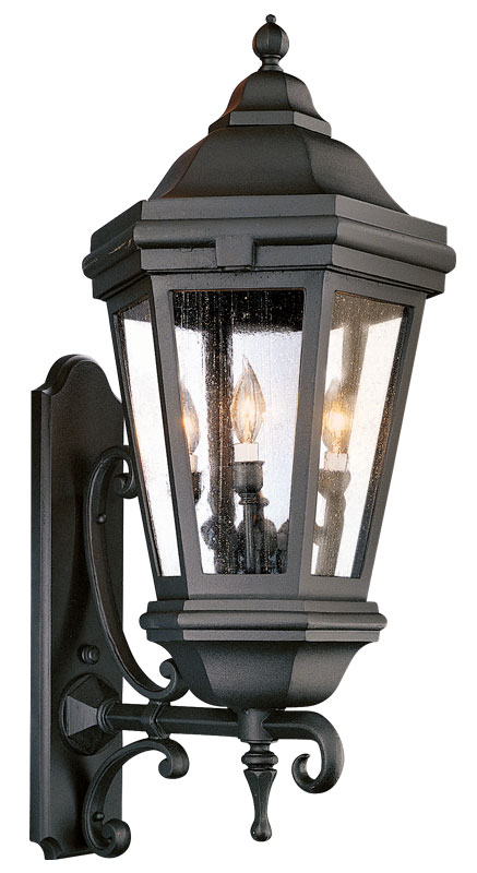 Troy Bcd6834mb Verona Traditional Outdoor Wall Sconce 16 Inches Wide