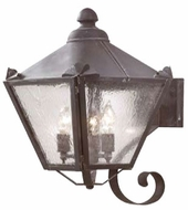 Troy BCD8943CI Preston Outdoor Wall Sconce - 9.25 inches wide