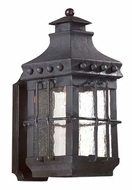 Troy BCD8970NB Dover Traditional Outdoor Wall Sconce - 6.75 inches wide