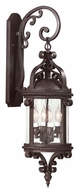 Troy BCD9122OBZ Pamplona Traditional Outdoor Wall Lantern - 10 inches wide