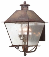 Troy BCD9137NR Montgomery Outdoor Wall Sconce - 12.25 inches wide