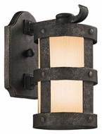 Troy BF3311 Barbosa Fluorescent Lighting Bronze Finish 9 Inch Tall Outdoor Wall Lighting