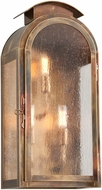 Troy BF4403HBZ Copley Square Traditional Solid Brass Fluorescent Outdoor Lighting Wall Sconce