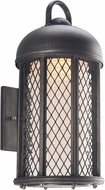 Troy BF4482 Signal Hill Hand Worked Iron Fluorescent Outdoor Wall Sconce
