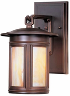 Troy BIH6914OB Highland Park Outdoor Wall Sconce - 10 inches wide