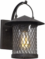 Troy BL5171 Altamont French Iron LED Exterior Small Sconce Lighting