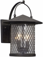 Troy BL5172 Altamont French Iron LED Outdoor Medium Light Sconce
