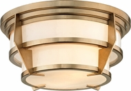Troy C6260 Delano Modern Silver Leaf 13  Ceiling Lighting