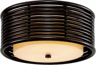 Troy C6940 Key West Bronze Ceiling Light