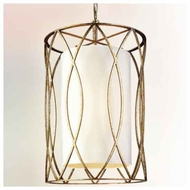 Troy F1284 Sausalito Medium Wrought Iron Pendant Light
