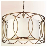 Troy F1285 Sausalito XLarge Wrought Iron Pendant Light