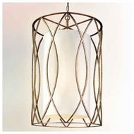 Troy F1288 Sausalito Large Wrought Iron Pendant Light