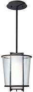 Troy F1357FBZ Bennington Contemporary Outdoor Pendant Light - 9.75 inches wide