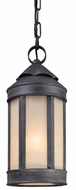 Troy F1467AI Anderson's Forge Outdoor Pendant Light - 7 inches wide