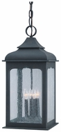 Troy F2018ci Henry Street 23 Inch Tall Large Outdoor Iron Lighting Pendant