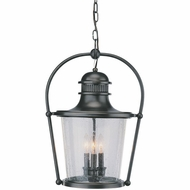 Troy F2038EB Guild Hall Large Outdoor Hanging Ceiling Lantern